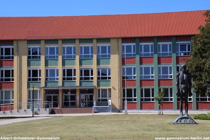 Albert-Schweitzer-Gymnasium Eisenhüttenstadt