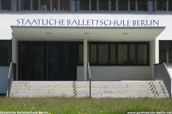 Staatliche Ballettschule Berlin und Schule für Artistik