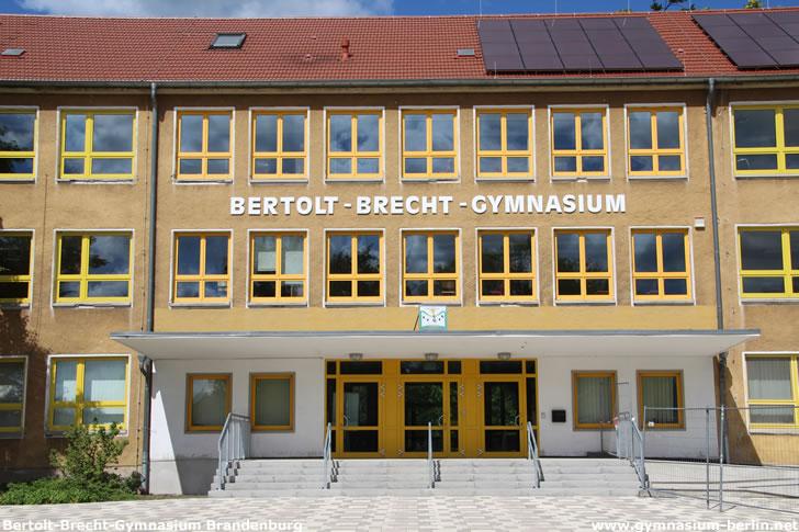 Bertolt-Brecht-Gymnasium Brandenburg