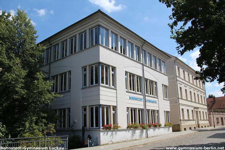 Bohnstedt-Gymnasium Luckau