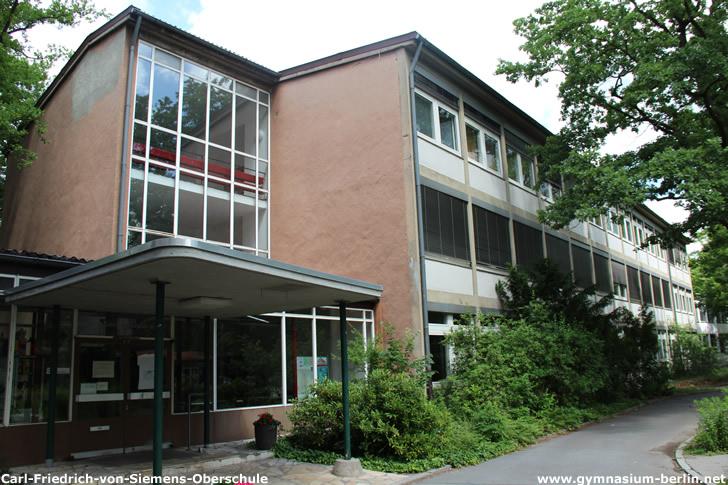Carl-Friedrich-von-Siemens-Gymnasium