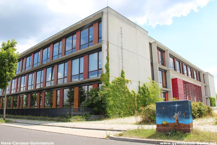Hans-Carossa-Gymnasium