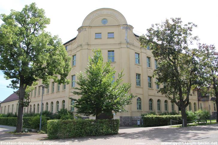 Einstein-Gymnasium Angermünde
