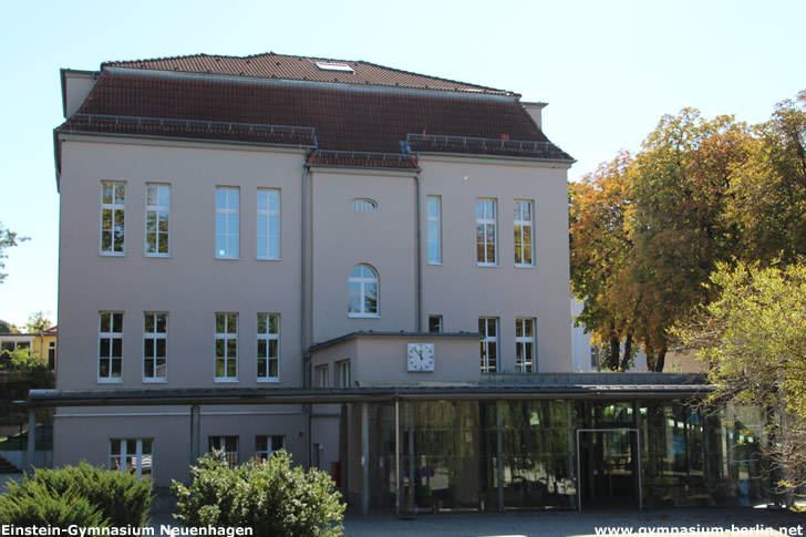 Einstein-Gymnasium Neuenhagen