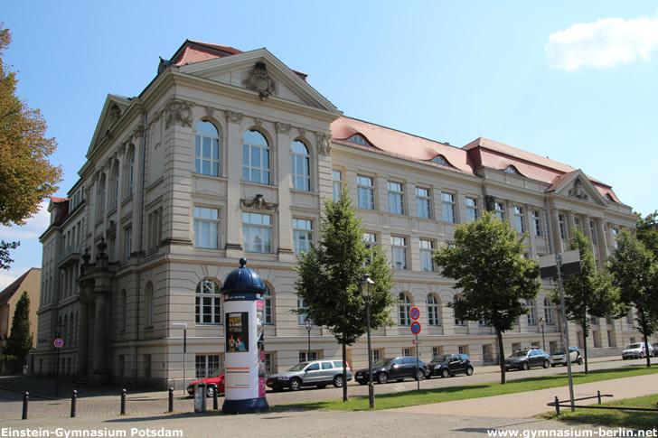 Einstein-Gymnasium Potsdam