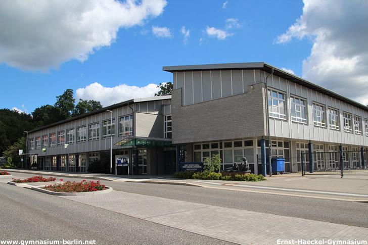 Ernst-Haeckel-Gymnasium