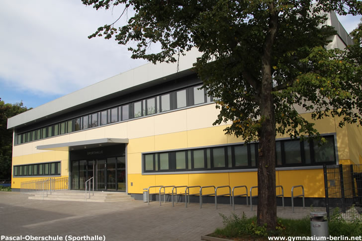Pascal-Oberschule (Sporthalle)