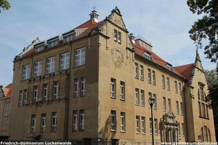 Friedrich-Gymnasium Luckenwalde