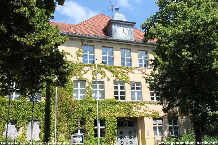 gabriele von b low gymnasium gymnasium in berlin. Black Bedroom Furniture Sets. Home Design Ideas