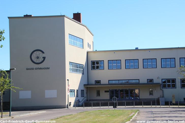 Carl-Friedrich-Gauß-Gymnasium - Frankfurt (Oder)