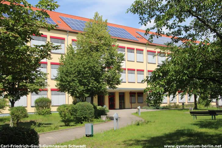 Carl-Friedrich-Gauß-Gymnasium Schwedt