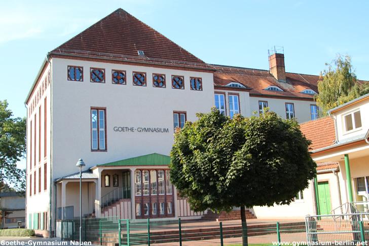 Goethe-Gymnasium Nauen