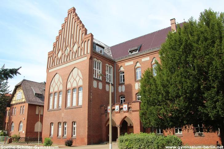 Goethe-Schiller-Gymnasium