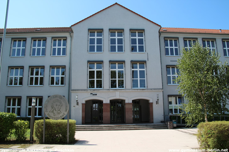 Puschkin-Gymnasium Hennigsdorf