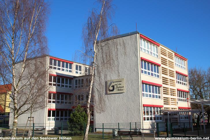 Gymnasium auf den Seelower Höhen