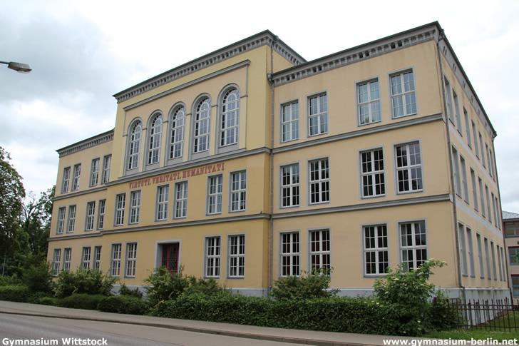 Gymnasium Wittstock