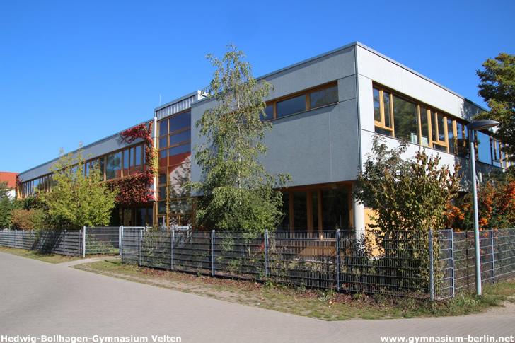 Hedwig-Bollhagen-Gymnasium Velten