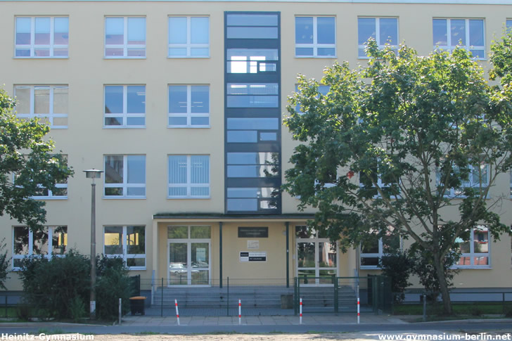 Friedrich-Anton-von-Heinitz-Gymnasium