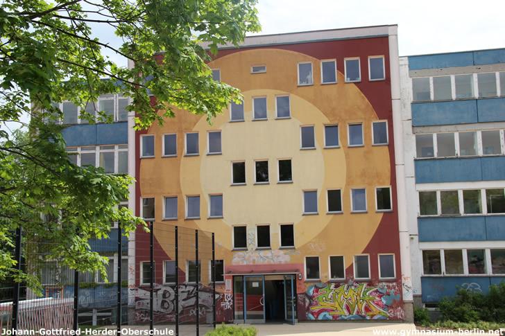 Johann Gottfried Herder schule berlin