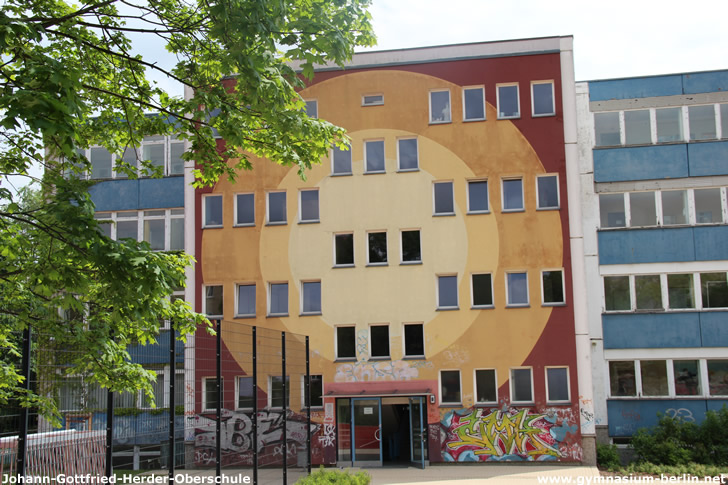 Johann Gottfried Herder oberschule berlin
