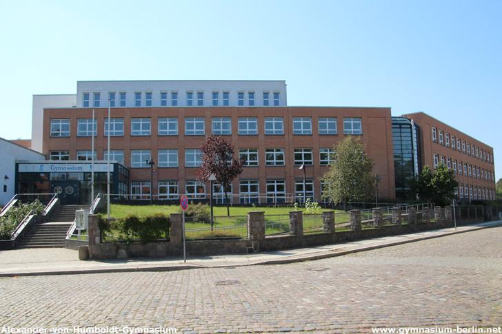 Alexander-von-Humboldt-Gymnasium Eberswalde