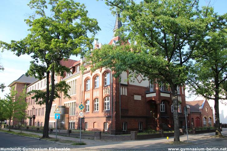 Humboldt-Gymnasium Eichwalde
