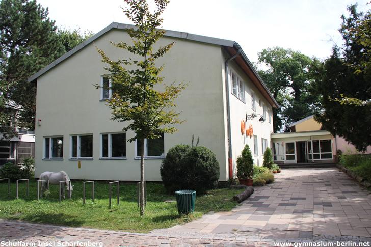 Schulfarm Insel Scharfenberg