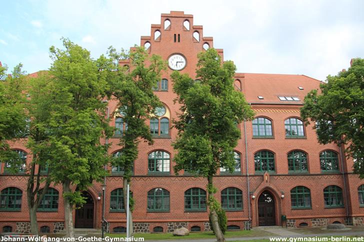 Johann-Wolfgang-von-Goethe-Gymnasium