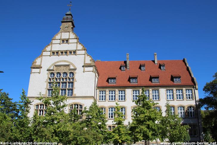 Karl-Liebknecht-Gymnasium - Städtisches Gymnasium I