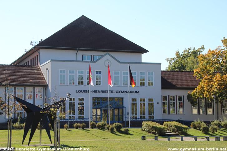 Louise-Henriette-Gymnasium Oranienburg