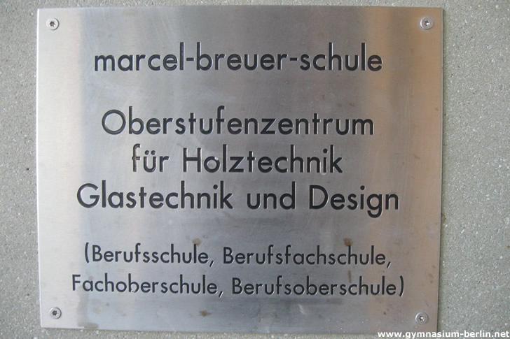 Ehemalige Marcel-Breuer-Schule