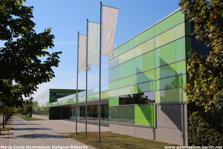 Marie-Curie-Gymnasium Dallgow-Döberitz