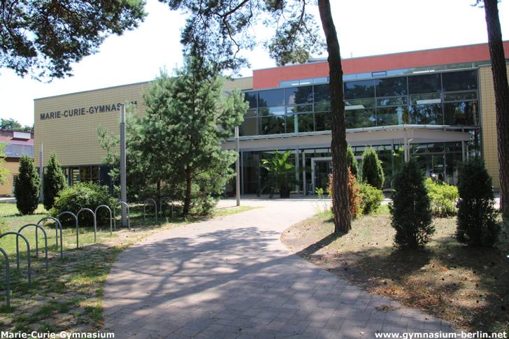 Marie-Curie-Gymnasium Hohen Neuendorf