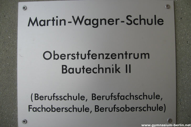 Martin-Wagner-Schule