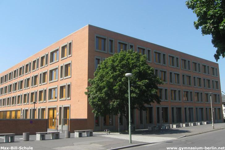 Max-Bill-Schule - OSZ Planen, Bauen, Gestalten