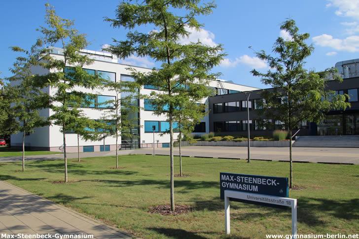 Max-Steenbeck-Gymnasium