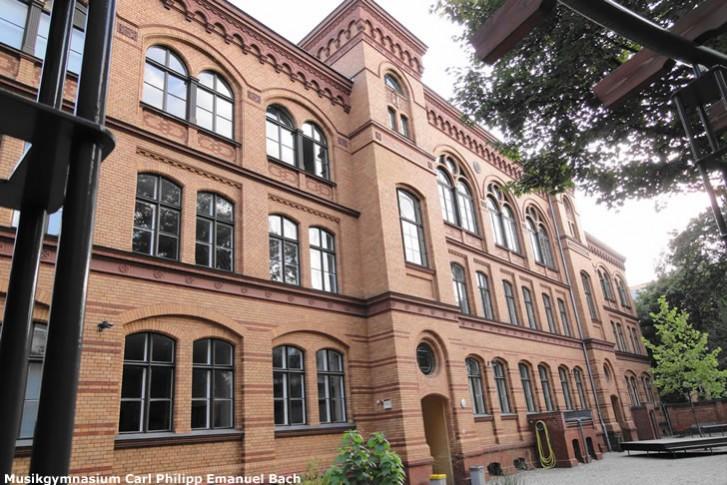 Musikgymnasium Carl Philipp Emanuel Bach