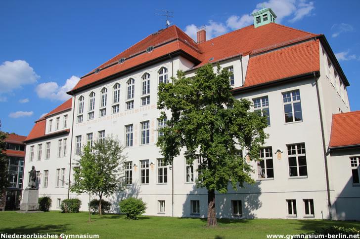 Niedersorbisches Gymnasium Cottbus