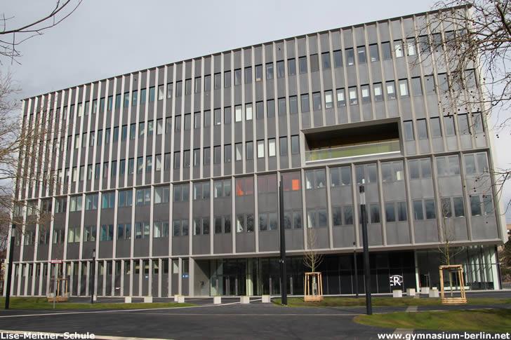 Lise-Meitner-Schule - OSZ Chemie, Physik und Biologie