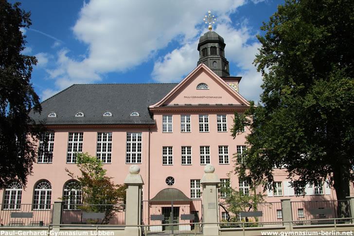 Paul-Gerhardt-Gymnasium Lübben