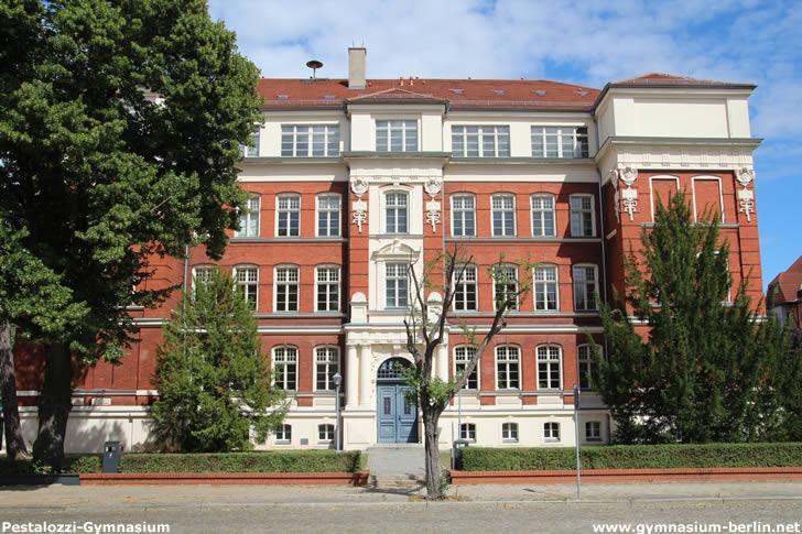 Pestalozzi-Gymnasium Guben