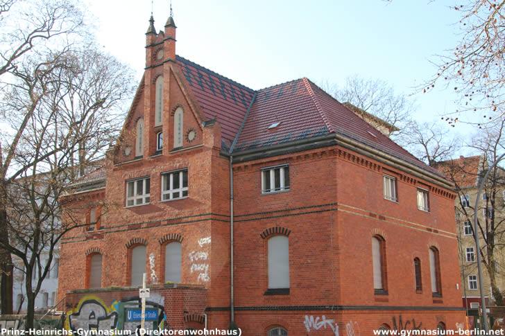 Prinz-Heinrichs-Gymnasium (Direktorenwohnhaus)