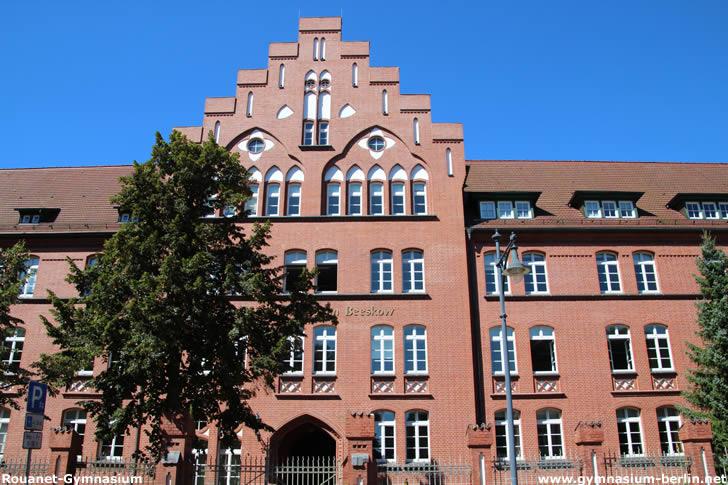 Rouanet-Gymnasium Beeskow