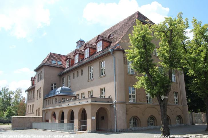 Sängerstadt-Gymnasium Finsterwalde