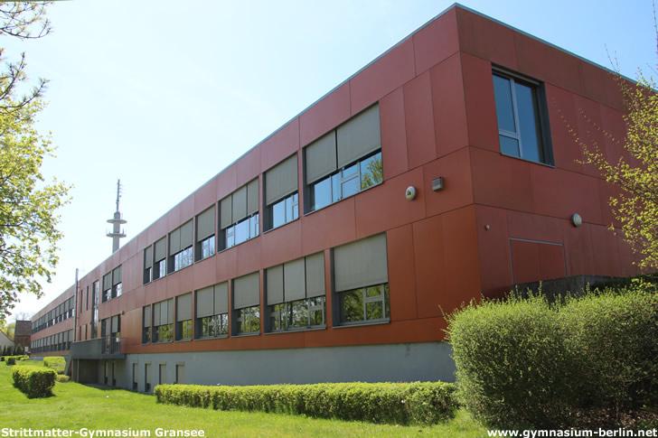 Strittmatter-Gymnasium Gransee