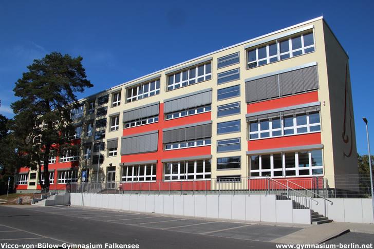 Vicco-von-Bülow-Gymnasium Falkensee