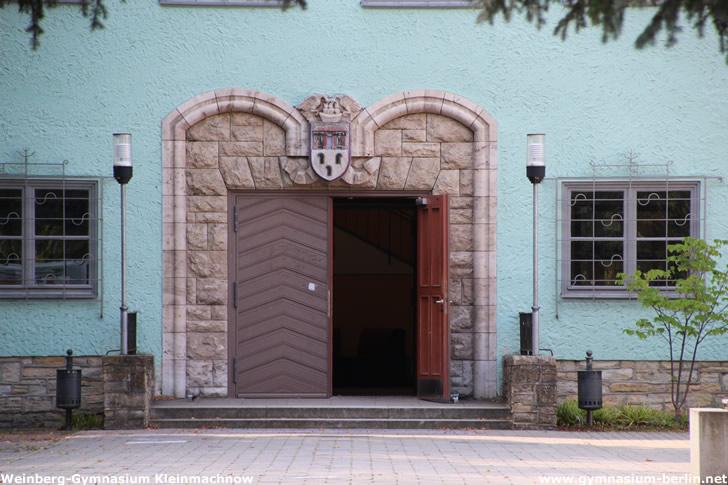 Weinberg-Gymnasium Kleinmachnow